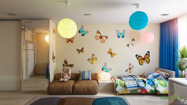 10-Butterfly-theme-bedroom-600x337