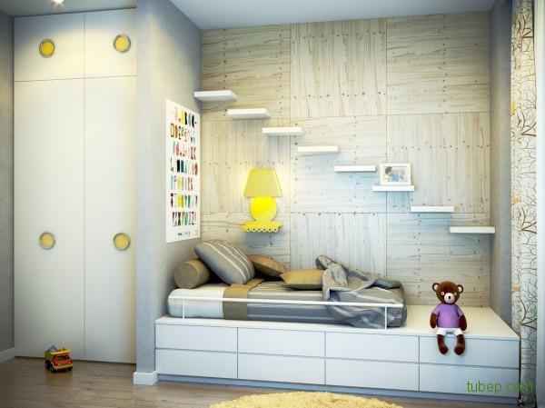 17-yellow-white-kids-room-600x449