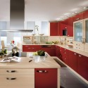 Pictures-of-Beautiful-Kitchens-Red-Color-Ideas