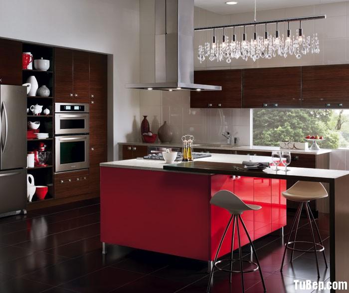 acrylic-vân-gỗ-phối-đỏ