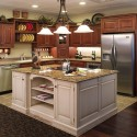 elegant-decoration-for-retro-kitchen-cupboard-design-ideas-with-fancy-tone