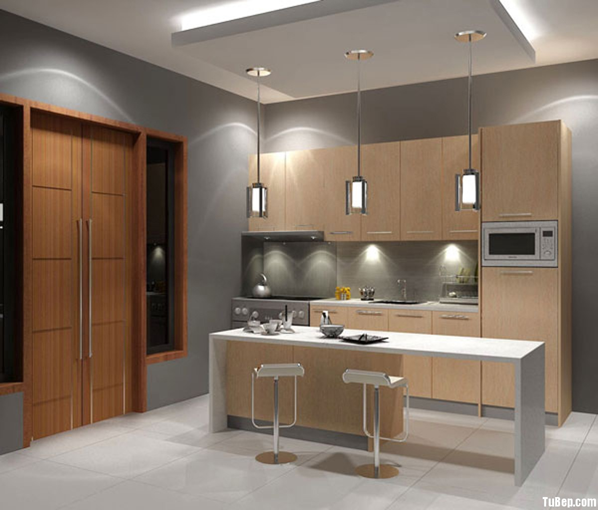 wonderful-decoration-for-elegance-small-modern-kitchen-designs