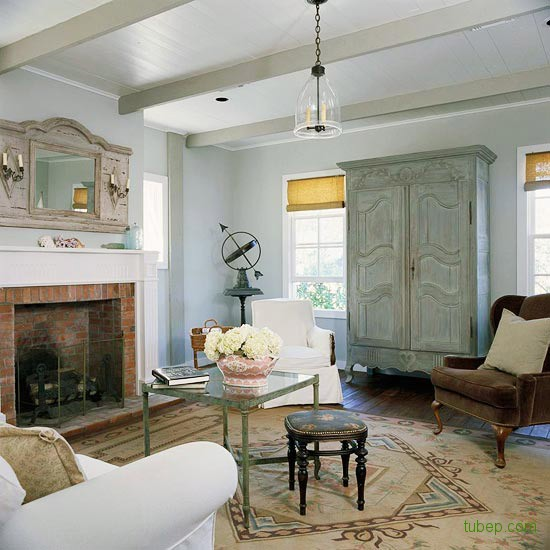 Gray-living-room-picture