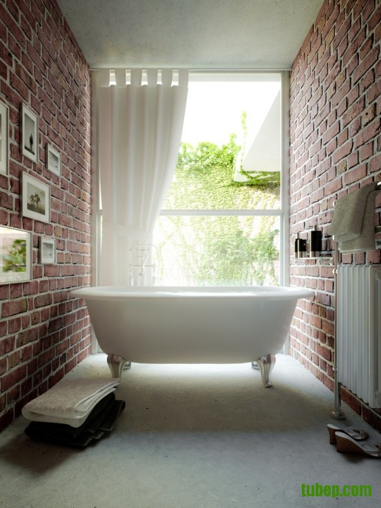 stylish-bathrooms-with-brick-walls-and-ceilings-38-554x738