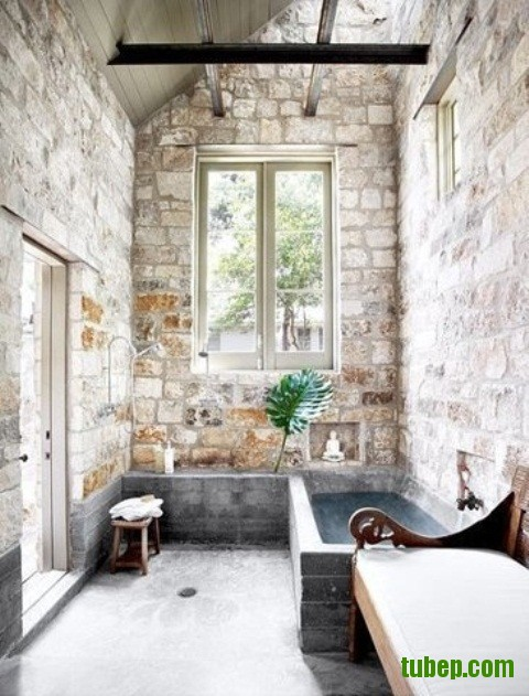 stylish-bathrooms-with-brick-walls-and-ceilings-4