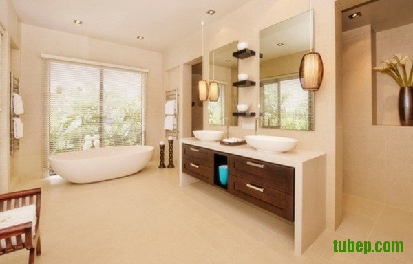 Luxury bathroom vainities