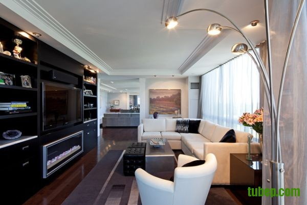 long-narrow-living-room-fireplace-under-tv-affb1