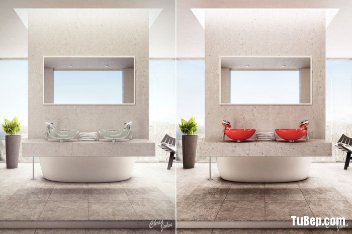 Modern-bathroom-with-stone-700x465