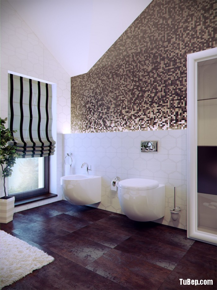 Modern-bathroom-with-tile-700x933