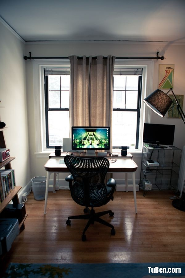 New Home Office, Vertical