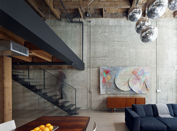 Oriental Warehouse Loft Architect: Edmonds + Lee Location: San Francisco, California