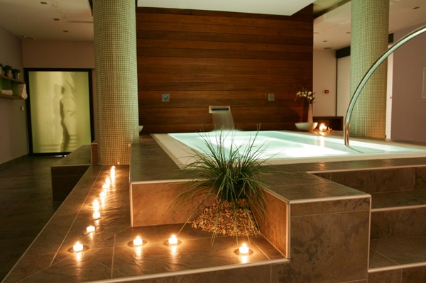 Spa and wellness concept