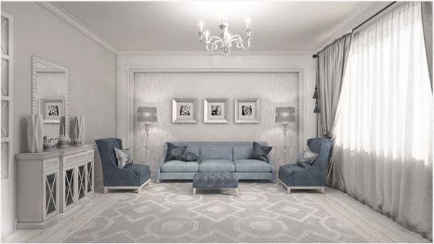 Thiết-kế-phòng-khách-đẹp-với-kiến-trúc-tân-cổ-điển
